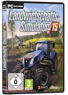 Farming Simulator 2015 Cover